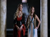 Game of Bones: Winter is Cumming - Part 3 - April O'Neil