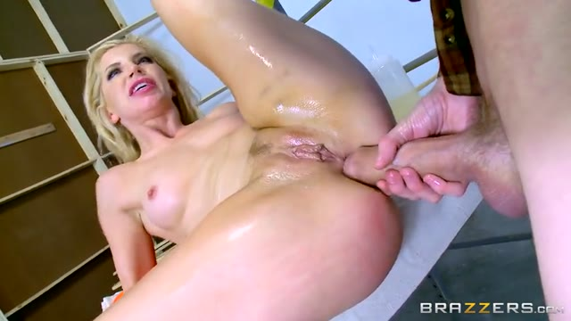 Ashley Fires in Jack hammer my Ass