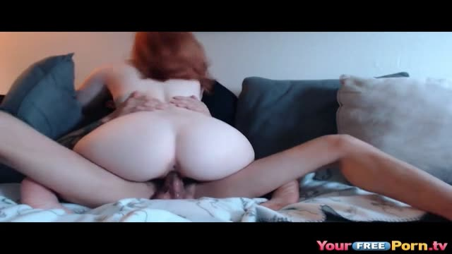 Fucked This Horny Redhead With Epic Ass