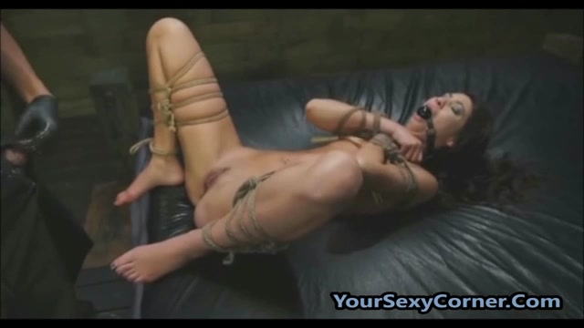 Forced Anal Sex For Scared Tied Up Latina