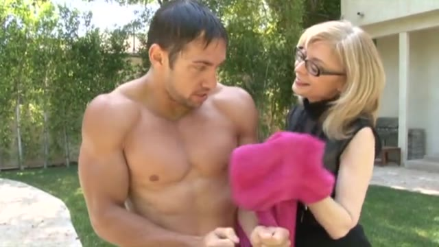 Mother-in-Law Seduces Son-in Law