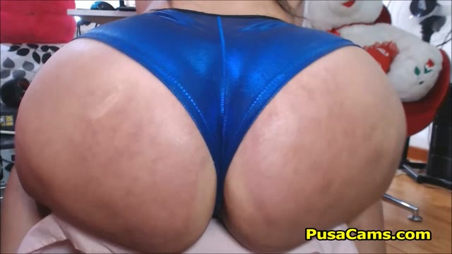 Blonde Ebony Twerking Like Lexy Panterra Her Big Black Ass